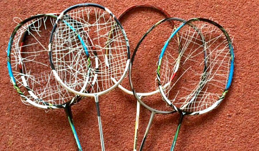 Badminton Stringer Warrington