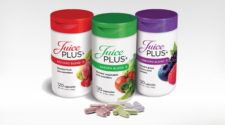 Fruit, Vegetable & Berry Capsules