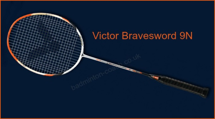 Bravesword 9N Badminton Racquet