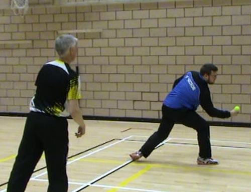 Badminton Training Videos – Using A Tennis Ball To Develop Your Badminton Skills