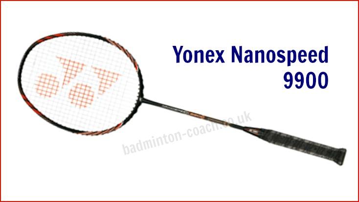 Nanospeed 9900 Badminton Racquet