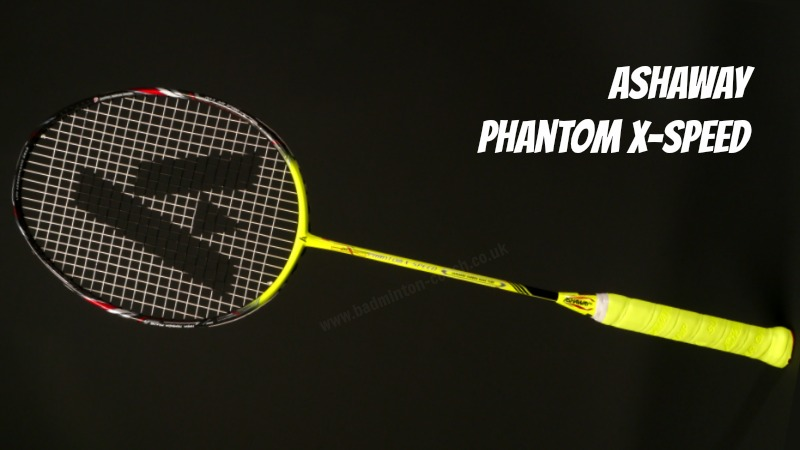 Ashaway Phantom X-Speed Badminton Racket