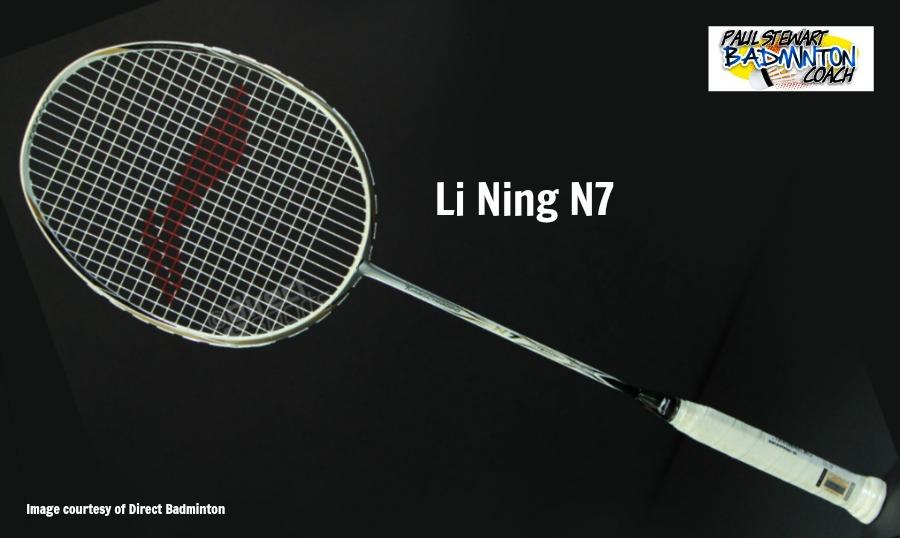 Li Ning N7 Badminton Racket