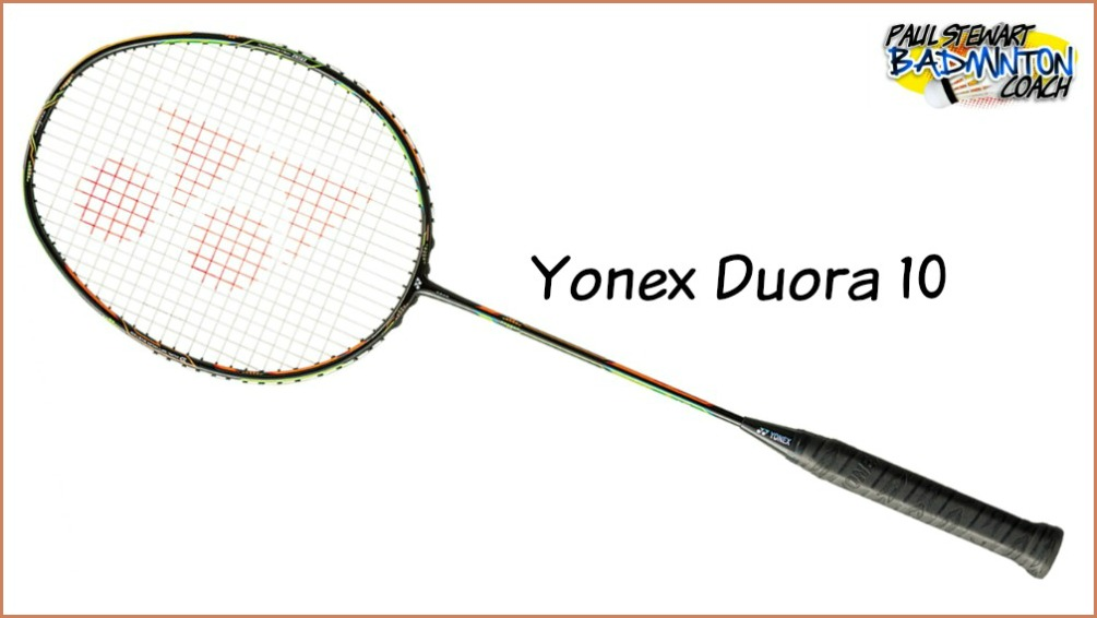 Duora 10 Badminton Racket