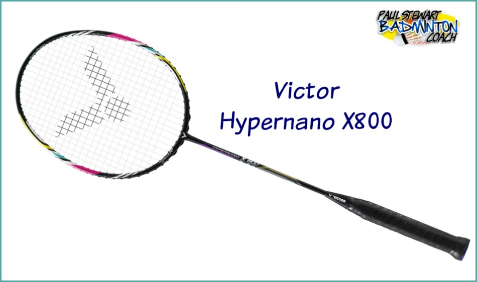 Hypernano X 800 Badminton Racket Review