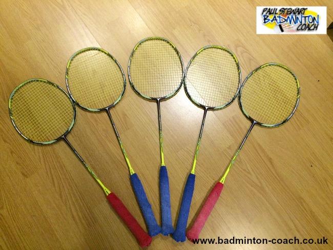 Victor Jetspeed 12 Badminton Rackets