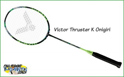 Thruster Onigiri Badminton Racket