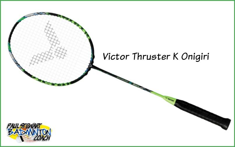 Onigiri Badminton Racket