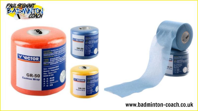 Badminton Grip GR-50 Cushion Wrap
