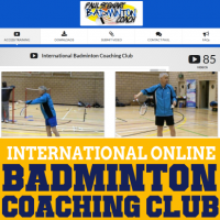 Online Badminton Coaching