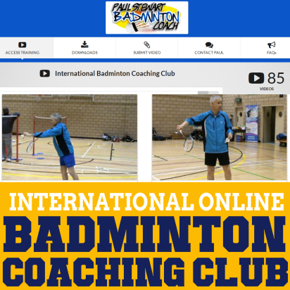 Online Badminton Coaching Club