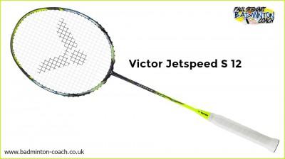 Jatspeed 12 Badminton Racket