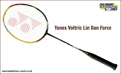 Lin Dan Force Badminton Racket