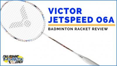 Victor Jetspeed 06A Badminton Racket
