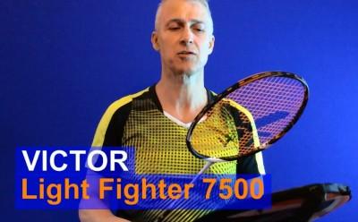 Victor LightFighter 7500 Badminton Racket