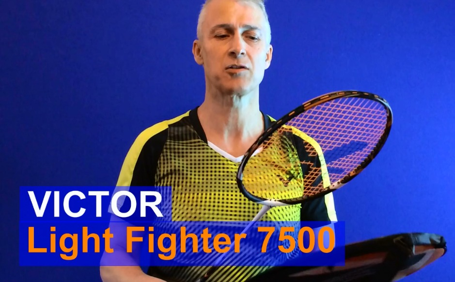 Victor LightFighter 7500 Badminton Racket