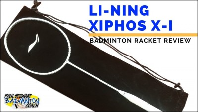 Li-Ning Xiphos X-1 Badminton Racket