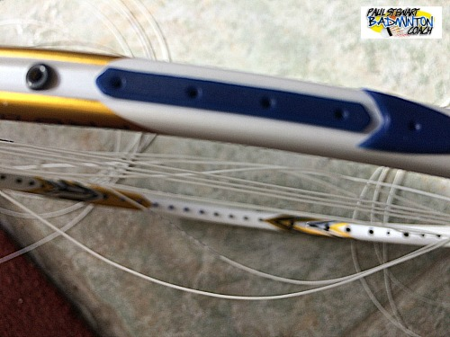 Custom Grommet Strip