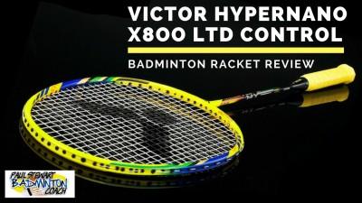 Victor Hypernano X800 Ltd Control