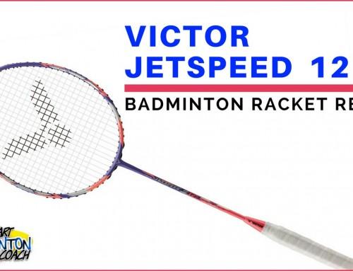 Victor Jetspeed 12F Badminton Racket Review