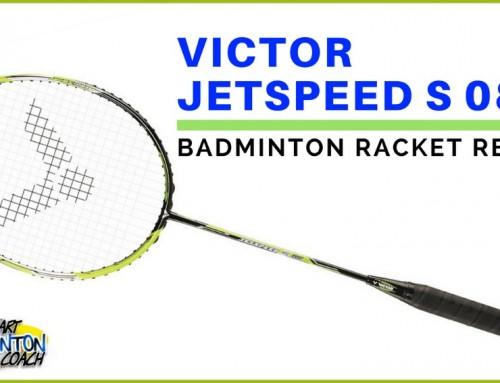 Victor Jetspeed S 08 Badminton Racket Review