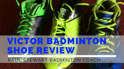 Victor Badminton Shoe Review