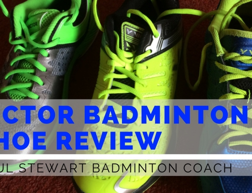 Victor Badminton Shoe Review