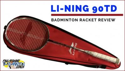 L-Ning 90TD Badminton Racket