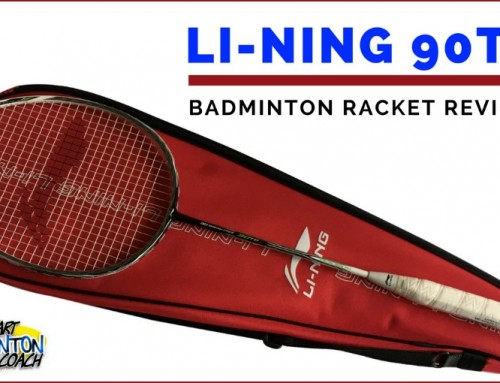 Li-Ning 90TD Badminton Racket Review