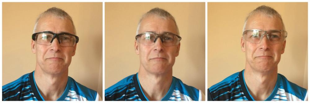 Badminton Safety Glasses