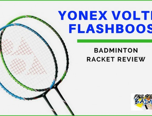 Yonex Voltric Flashboost Badminton Racket Review