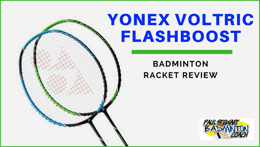 Yonex Voltric Flashboost Racket Review