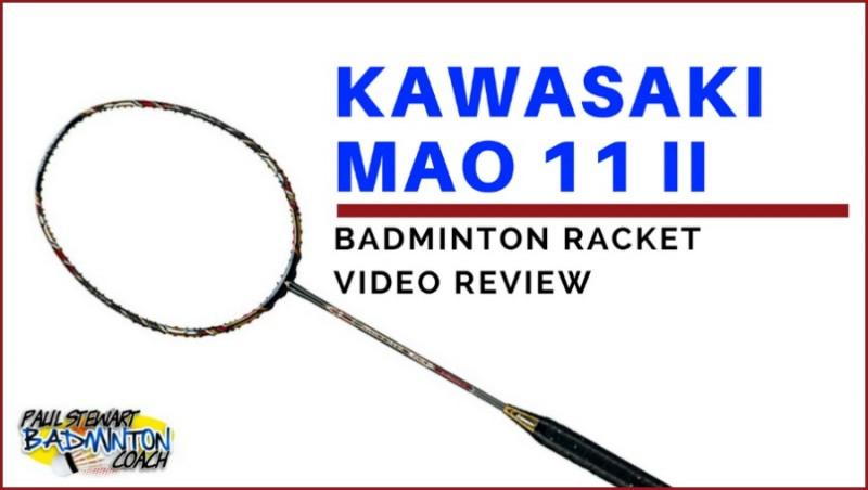 KAWASAKI MAO 11 Badminton Racket