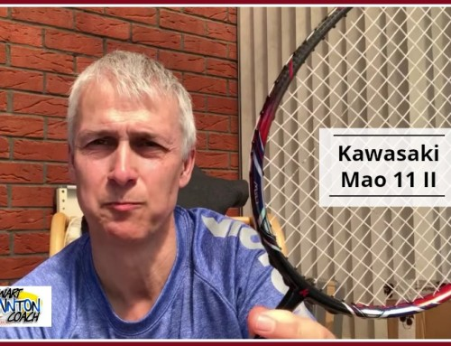 Kawasaki Mao 11 II Badminton Racket Review