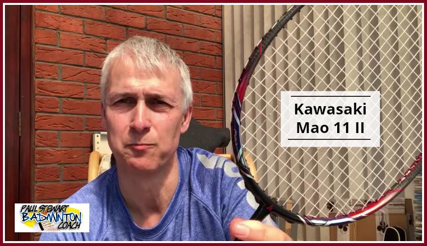 Kawasaki Mao 11 II Badminton Racket