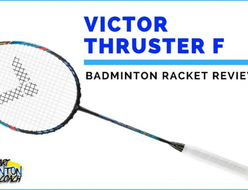 Victor Thruster F Badminton Racket Review