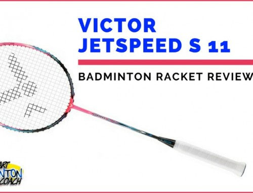 Victor Jetspeed 11 Badminton Racket Written Review