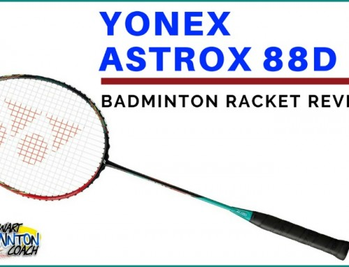 Yonex Astrox 88D Badminton Racket Review