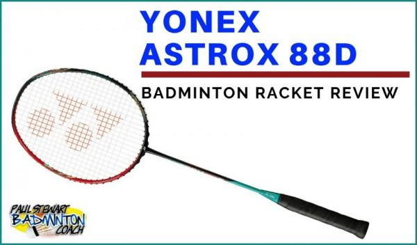 Yonex Astrox 88D Badminton Racket