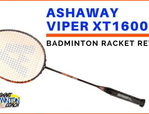 Ashaway Viper XT1600 Badminton Racket Review