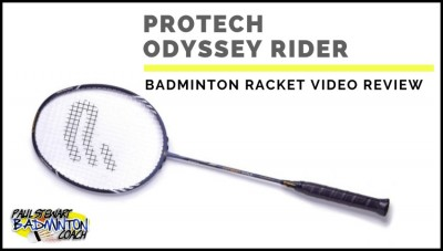 Protech Odyssey Rider Badminton Racket