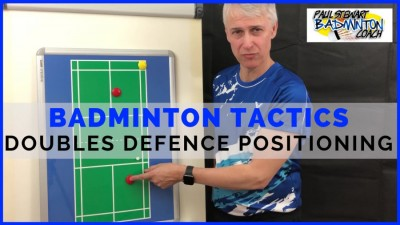 Doubles Defence Positioning
