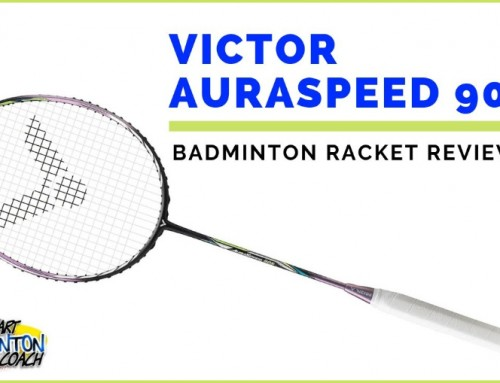 Victor Auraspeed 90S Badminton Racket Review