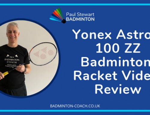 Yonex Astrox 100 ZZ Badminton Racket Video Review