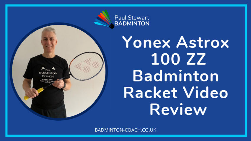 Yonex Astrox 100 ZZ Badminton Racket Review Video
