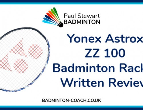 Yonex Astrox 100 ZZ Badminton Racket Review