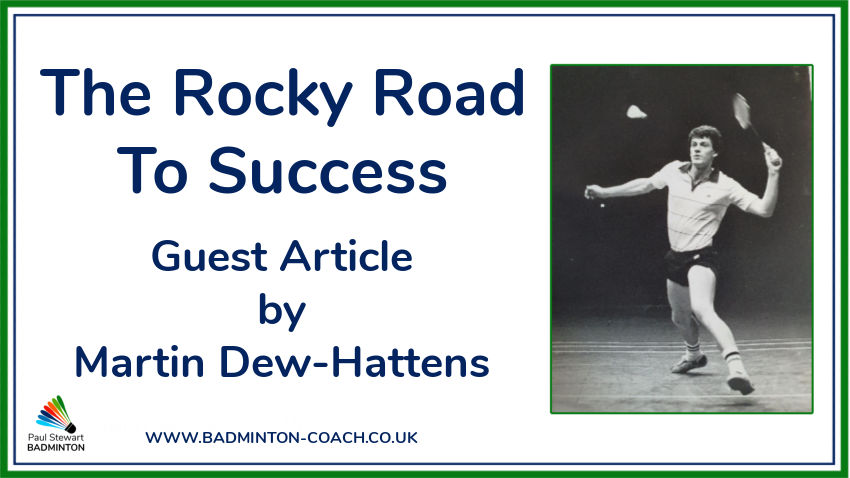 Rocky Road To Success by Martin Dew-Hattens