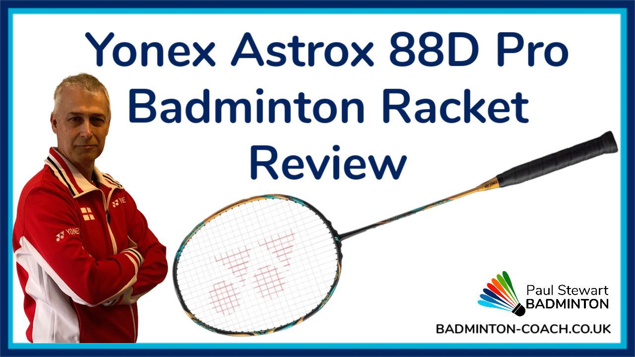 Yonex Astrox 88D Pro Badminton Racket